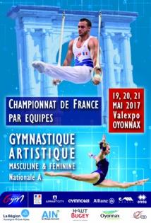 Championnats de France National A à Oyonnax