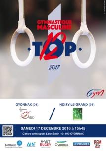 Arbre de Noël et TOP12