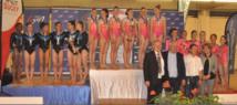 Les filles des EDO Championnes de France