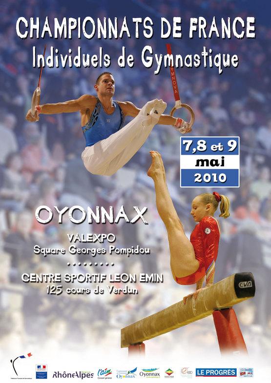 Championnats de France individuels 7,8 et 9 mai