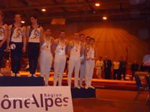Deux podiums à Valence
