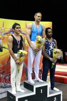 Championnats de France à Saint Etienne