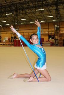 Championnat régional de Gymnastique Rythmique