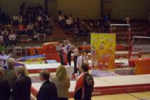 Antonin Jeanjacques second (à Gauche sur la photo) et Ruben Niogret (à droite)