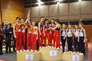 Les championnats régionaux