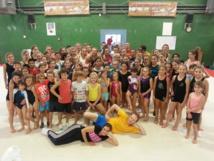 Oyonnax Capital de la gym régionale le temps d'un week end