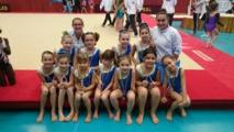 Championnat départemental et gymnovice